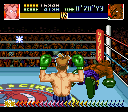 Super Punch-Out!! - my new record  - User Screenshot